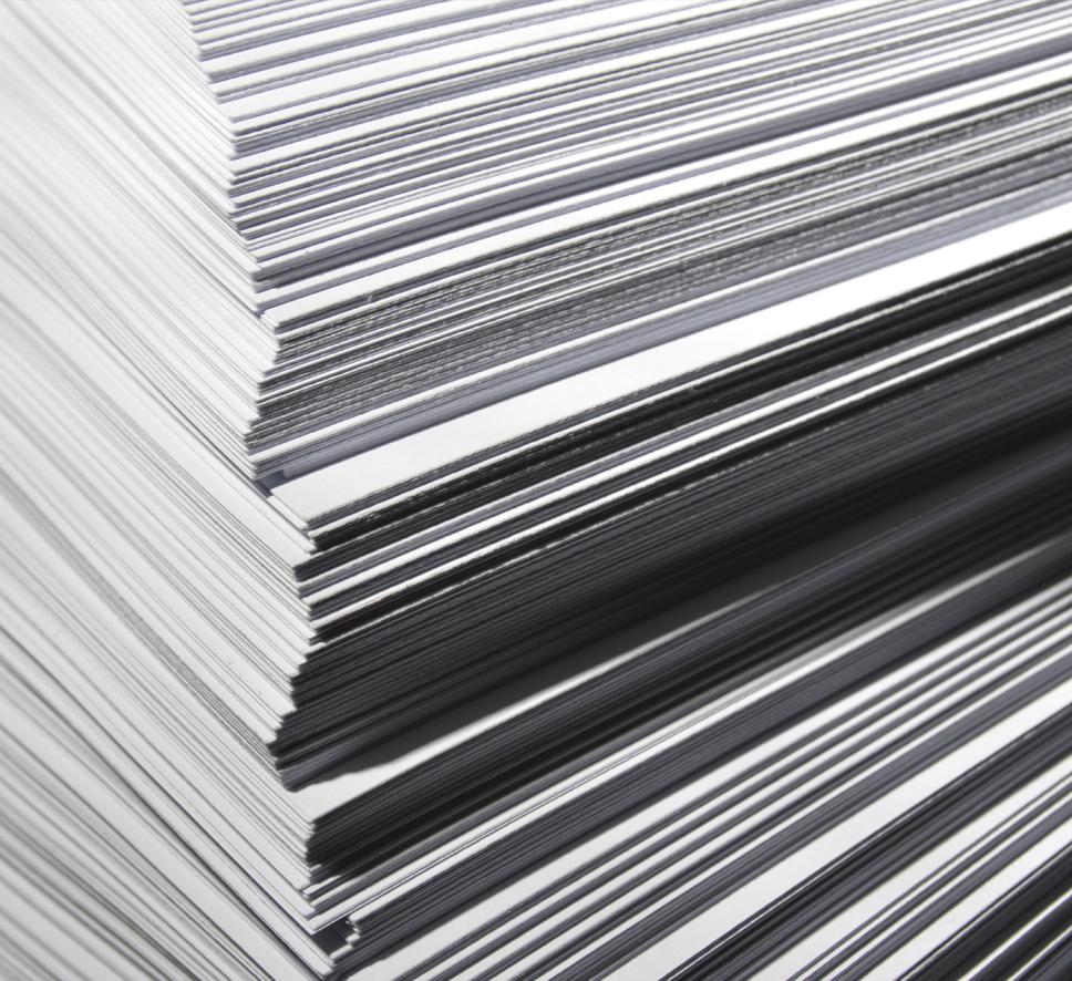 5 spannende Fakten über den Rohstoff Papier