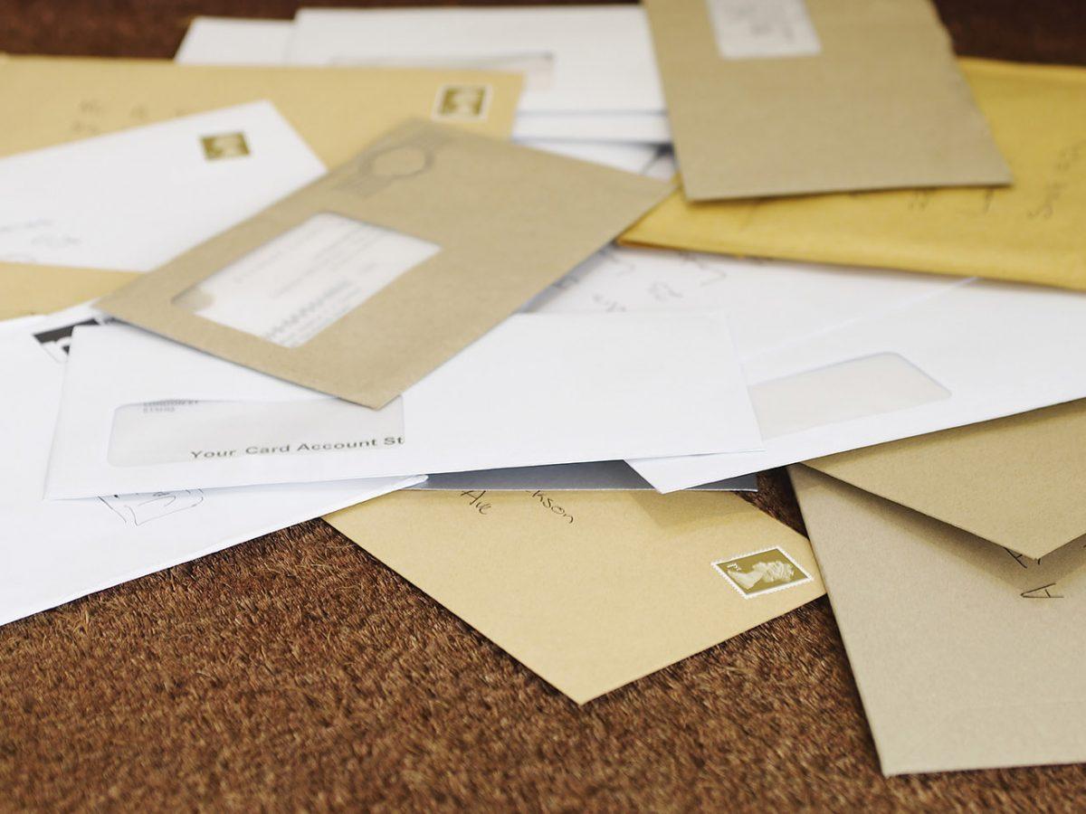 Geschäftliches Briefpapier erstellen leichtgemacht