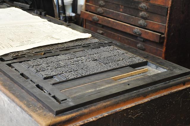Geschichte der Drucktechnik und ihrer Innovatoren