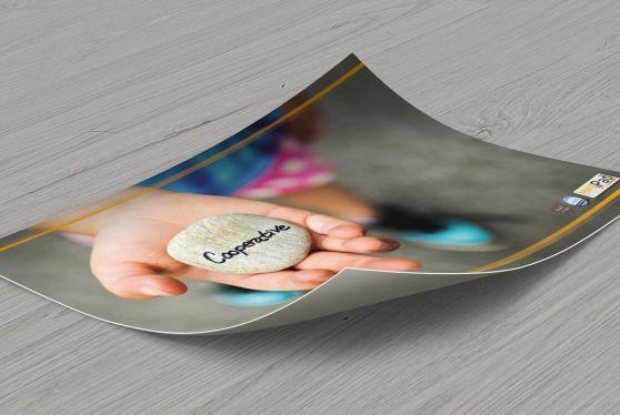 healthyPad antibakterielle Tischunterlage Hand