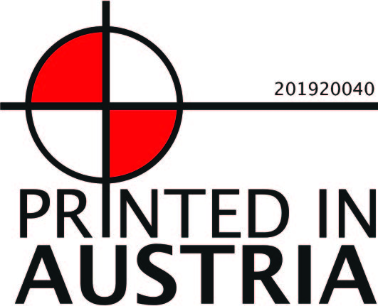 printed in austria logo